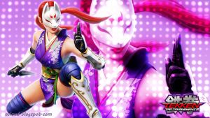 ncKing of Iron Fist Tag Tournament 2 Kunimitsu by NaughtyBoy83