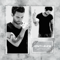 ADAME LEVINE  PNG Pack #4 by LoveEm08