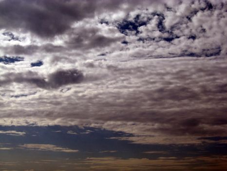 Clouds part 5 by xzibitka