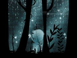 The silver forest by mairimart