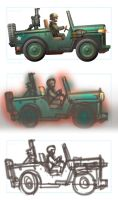 Jeep by PigeonKill