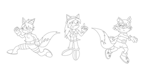 Request from SamTheFoxy: Team Swift Linework by Sandstormer