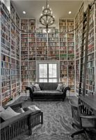 Book Wall* by Thelema001