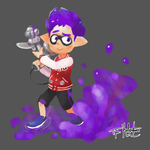 I'm a Squid Now by TKobs