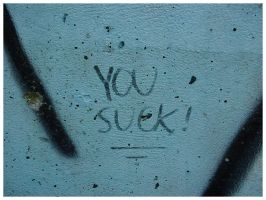 You Suck by brilliance
