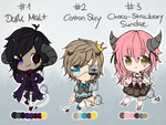 ::Emergency Adoptables! NYP #10 [PENDING]:: by XxStrawberryQueenxX