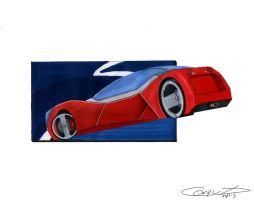 XS-201 Concept by ComplxDesign