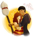 Quidditch by coffaefox