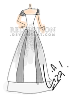 19th - 27 Dresses by rednotion