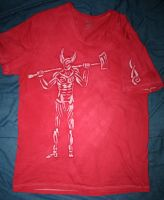 Horned Guy Shirt by CentiumCuspis