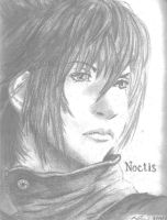 Noctis FFvsXiii by Remelox