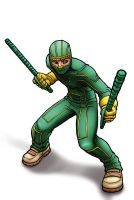 KICK-ASS by ChrisShields