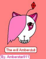 Its the evil amber doll by Amberstar911