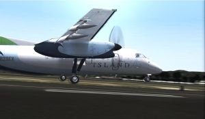Island Air DHC-8 by Boeing787