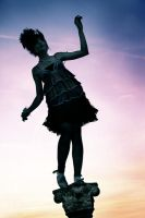 girl dancing up your mind 5 by SOMATISine