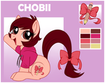 Chobii Reference by Sweetochii