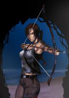 Tomb Raider Reborn Contest by aeanchile
