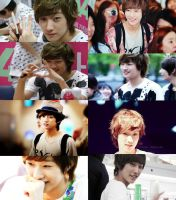 Jinyoung Collage by ShineeWorld58