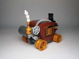 LEGO. Pepel-ATS by DwalinF