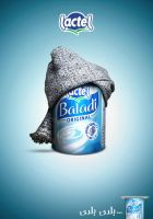 baladi press ad by SOLTAN