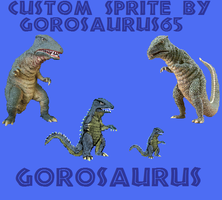 Custom Gorosaurus Update v2 by Gorosaurus65