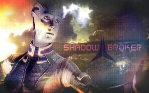 Shadow Broker Wallpaper by LaPareidolia