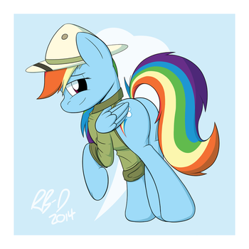 Daring Dash! by RB-D