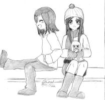 YoonHyun-Winter time by asasin8444