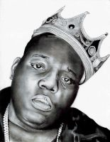 The Notorious B.I.G. by Rollingboxes