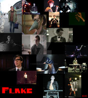 Flake Collage by Animelovinggirl14