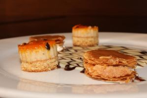 minis postres. by mafer1480