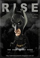 Batman The Dark Knight Rises by alemarques21
