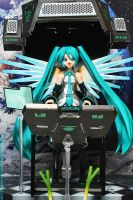 Hatsune Miku Live Stage 03 by OvermanXAN