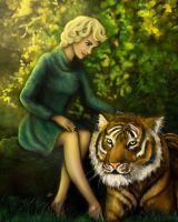 The Lady and The Tiger by LibertineM