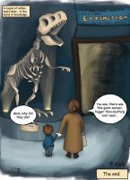 The truth about dinosaurs - p3 by Cado