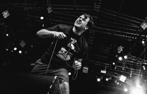 Napalm Death by PetriW
