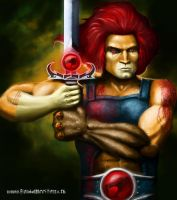 Lion-O by flavioluccisano