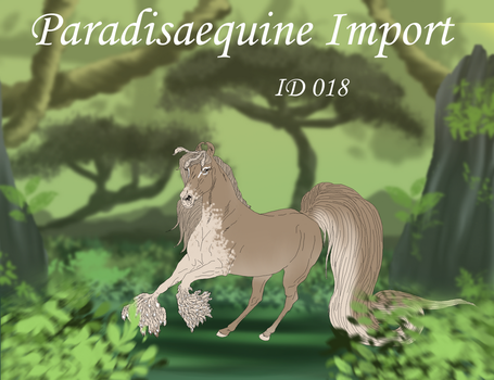Paradisa Import 018 by LiaLithiumTM