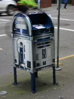 USPS vs. Star Wars by Maxidius