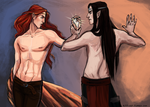 The Best creation of Feanor by the-ALEF