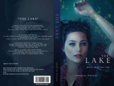The-Lake-book-cover by Shades-of-serenity