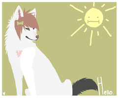hello, sun. by pandapoots
