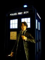 Johnny Depp is Doctor Who by Police-Box-Traveler
