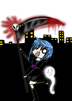 I'll Kill you with this by Aentha