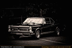 67 pontiac gto by AmericanMuscle