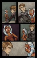 "Clone Wars Comic ""Transfer""2 by katiecandraw"