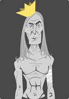 Iggy Pop by Felipefr