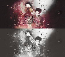 YunJae: You come for me. That's enough by TrangBamboo