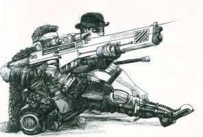 sniper by GeneralVyse