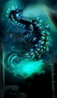 Abyssal lagiacrus by 72-Hours-Remain